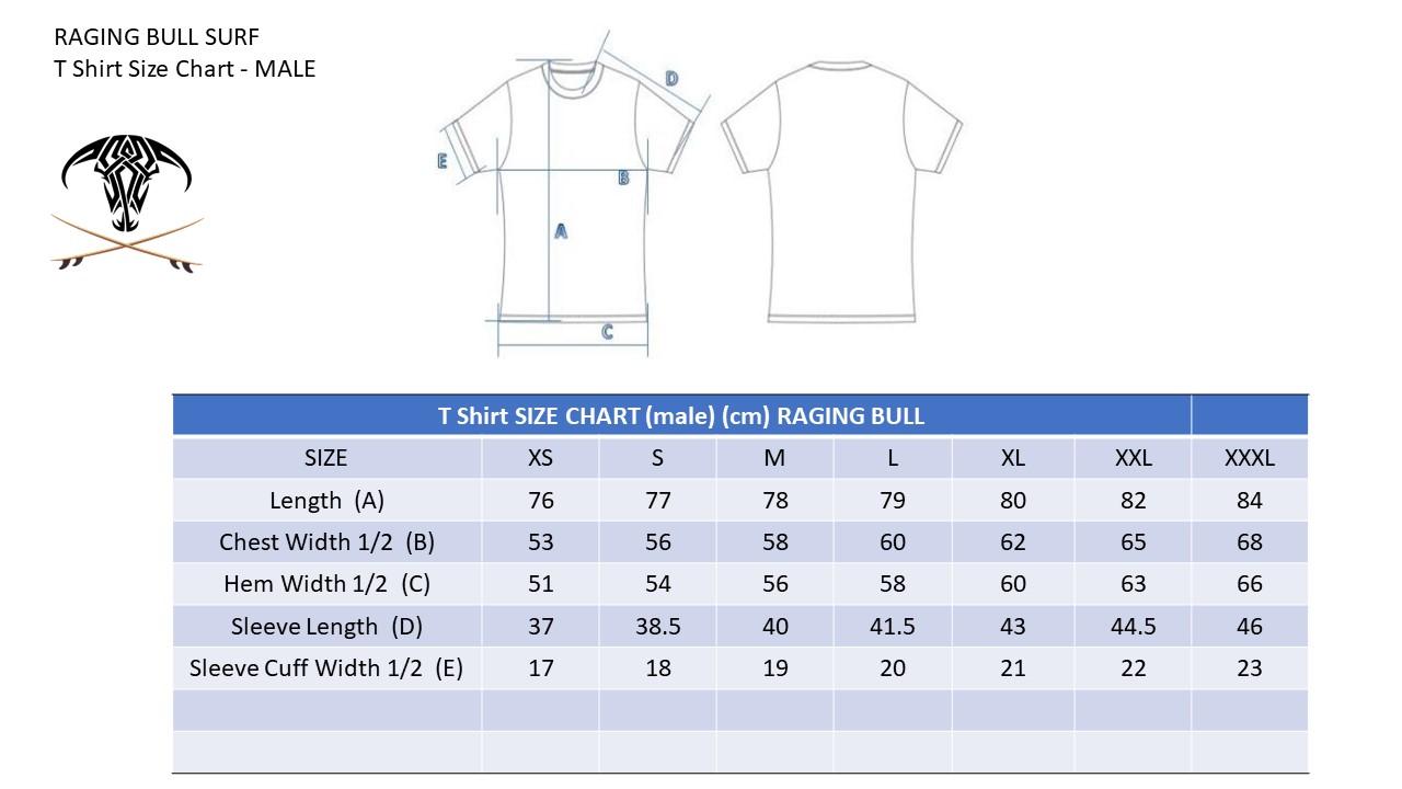 Raging-Bull-Size-Chart-T-Shirt-MALE